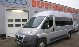 peugeot boxer hdi 9 places minibus 2008 vendre rh ne alpes au brick7. Black Bedroom Furniture Sets. Home Design Ideas